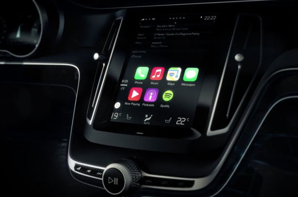 Apple'dan Otomobillere CarPlay Sistemi