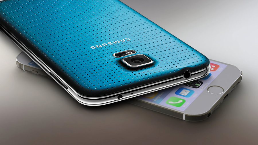Samsung Galaxy S5 mi iPhone 6 mı?